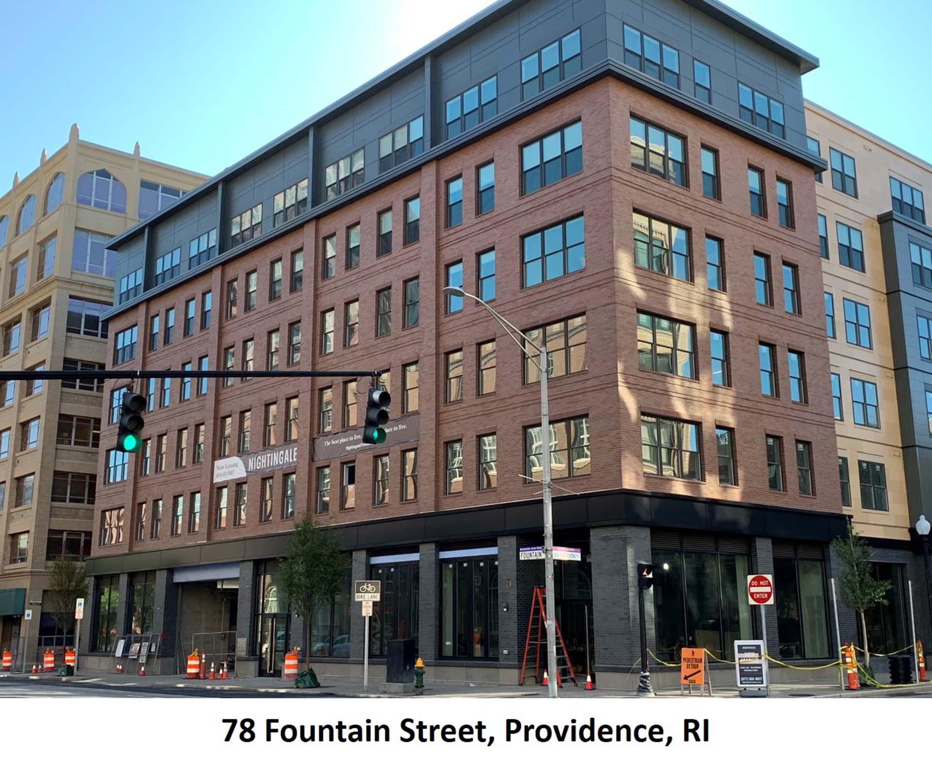 78 Fountain St. Providence RI