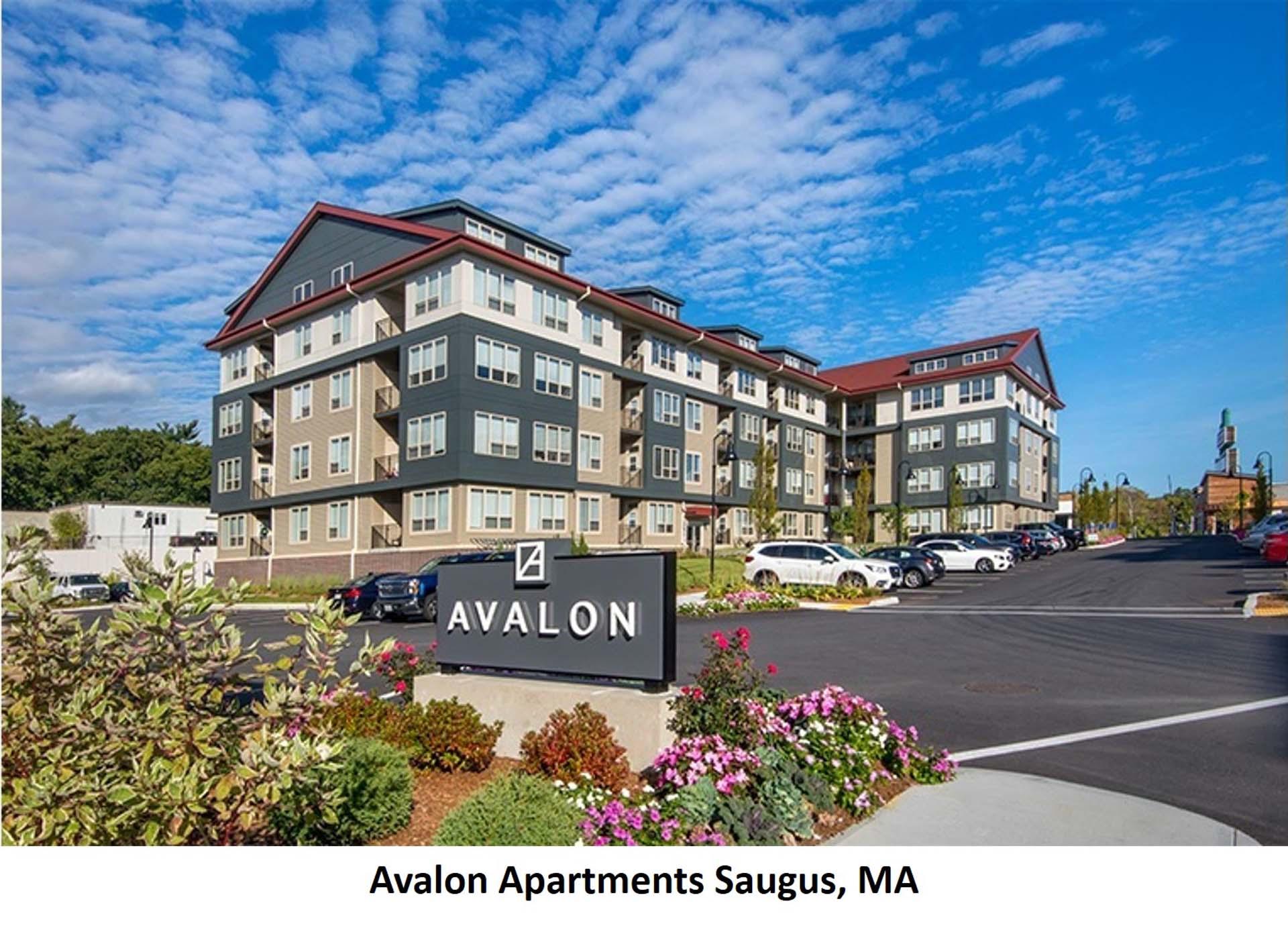 Avalon Apartments Saugus MA