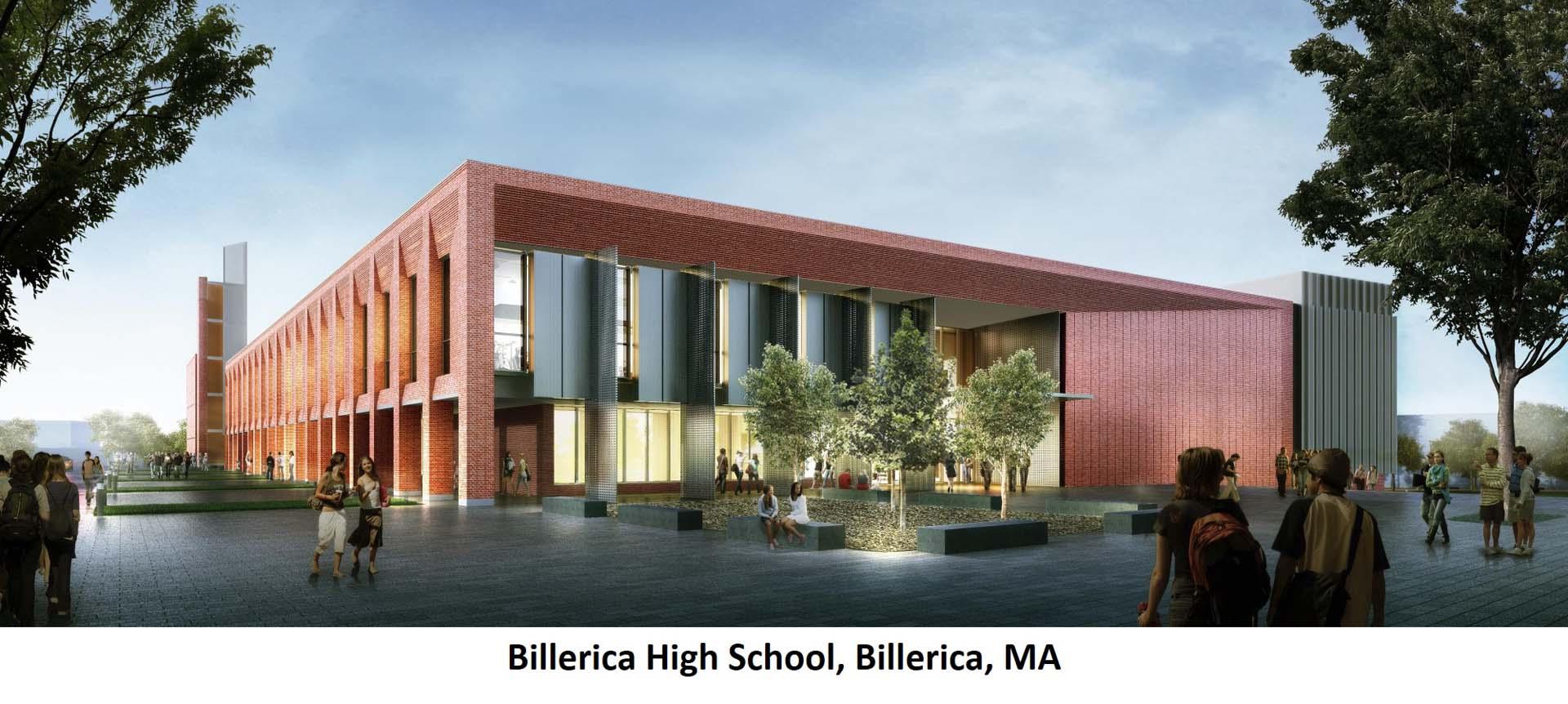 Billerica High School Billerica MA