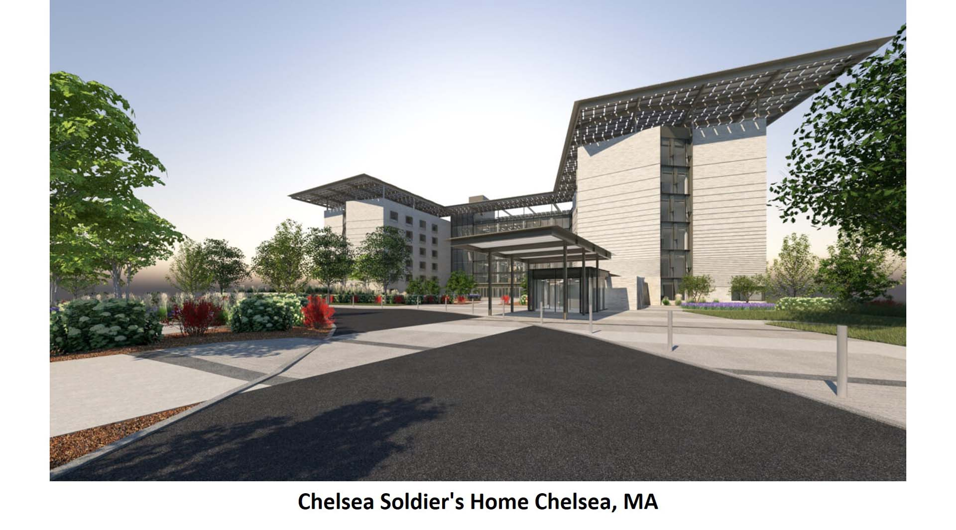 Chelsea Soldiers Home Chelsea MA