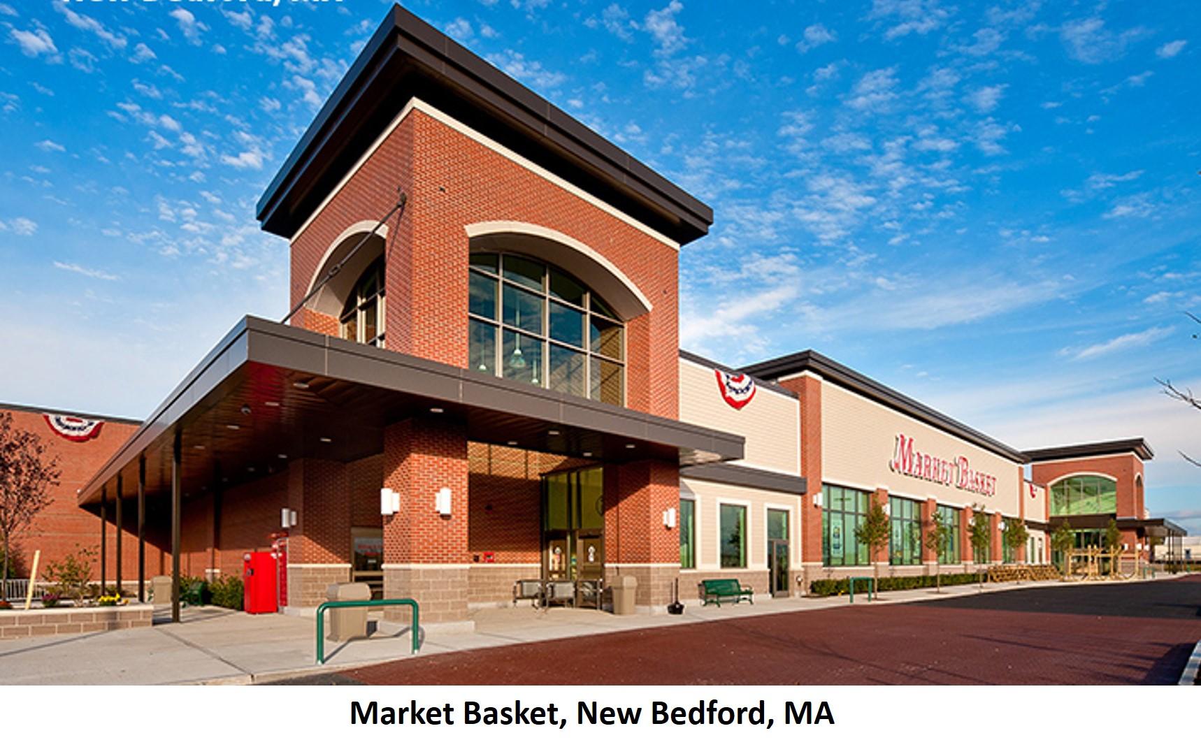 Market Basket New Bedford MA