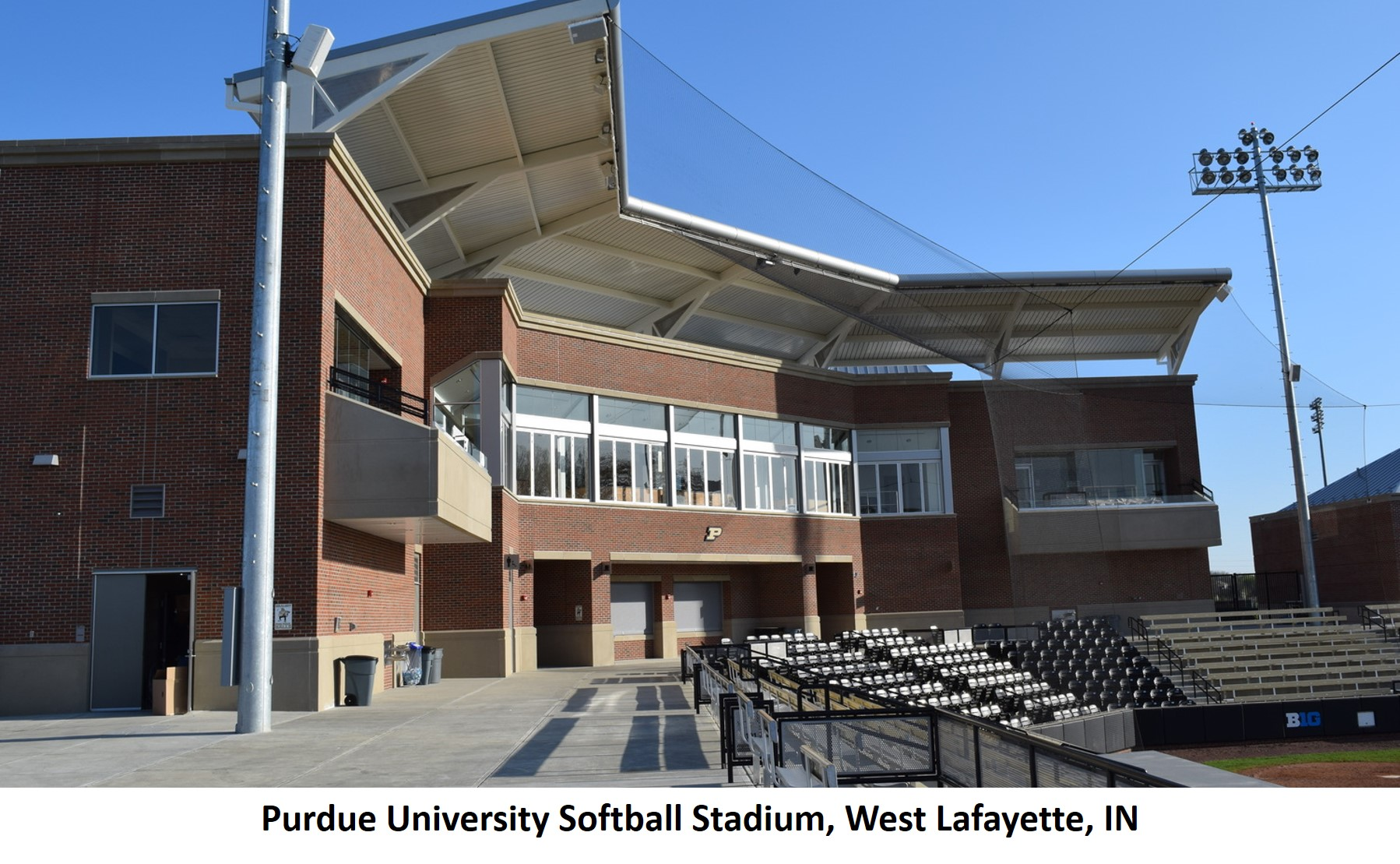 Purdue University Softball Stadium West Lafayette IN