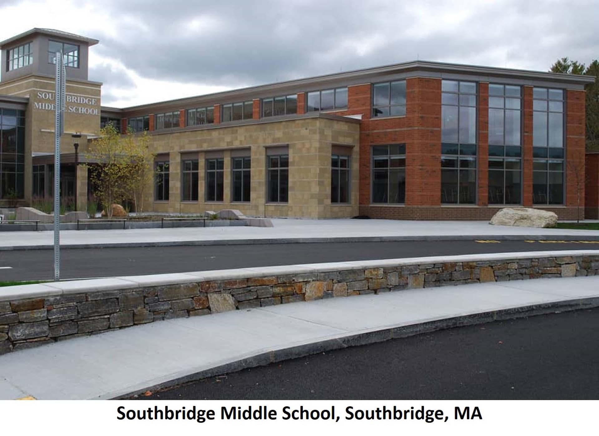 Southbridge Middle School Southbridge MA
