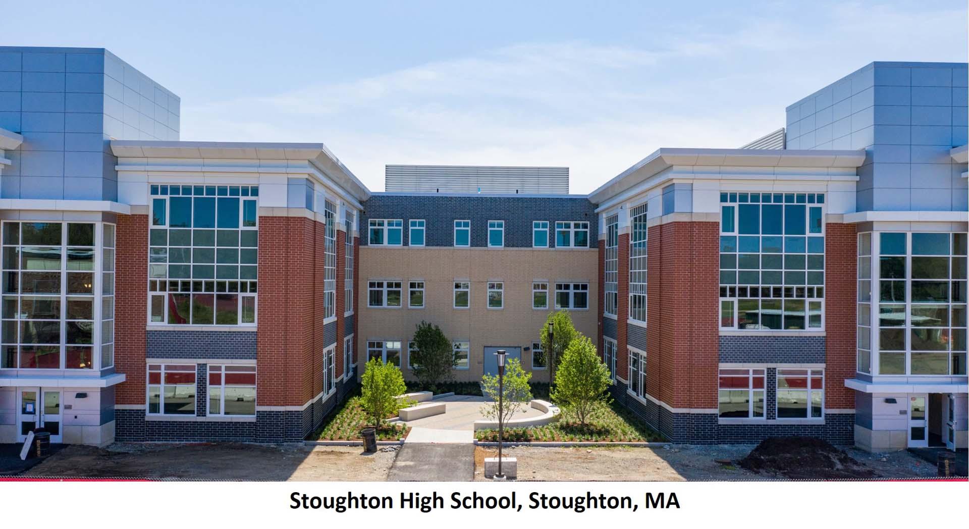 Stoughton High School Stoughton MA