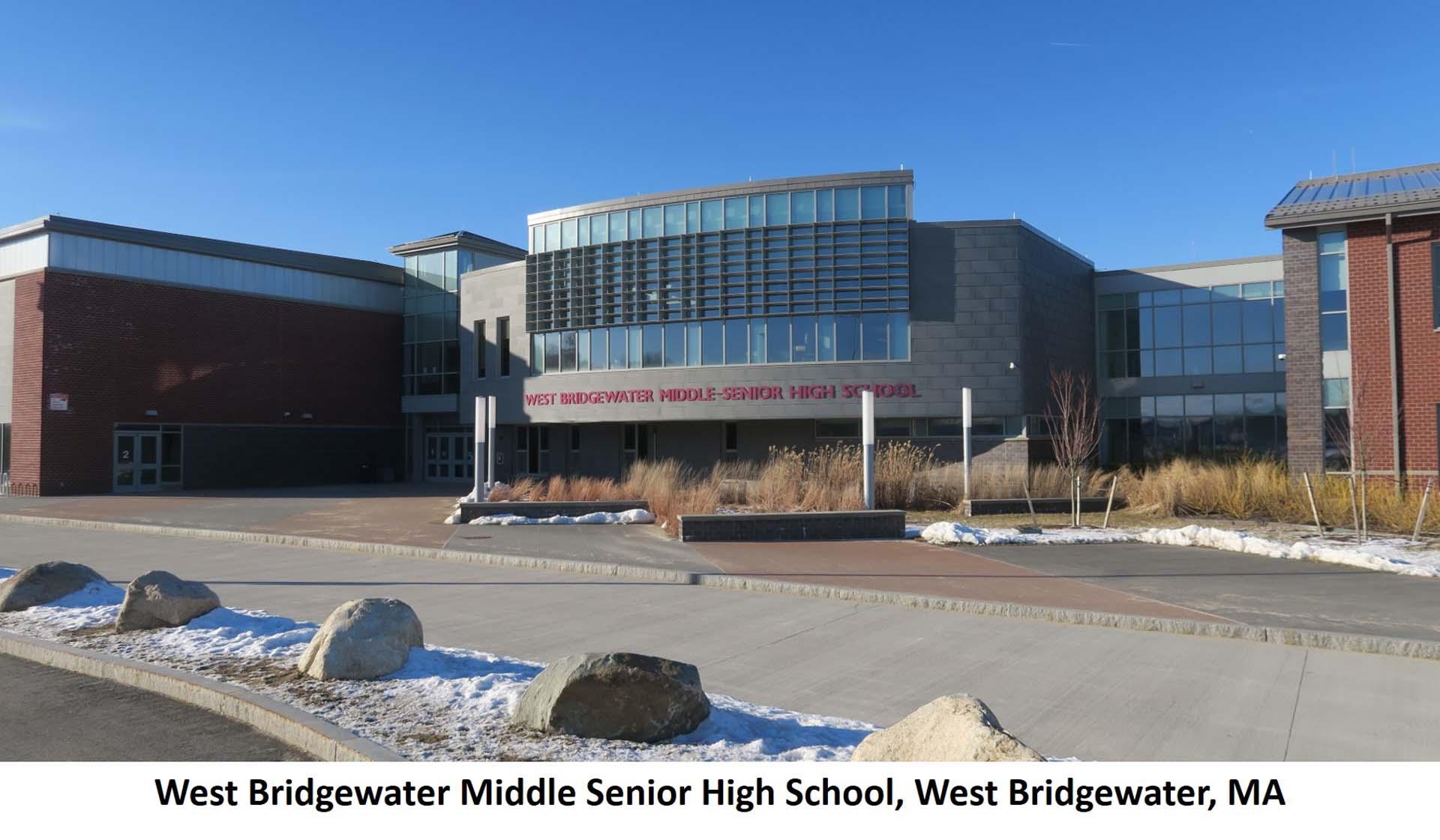 West Bridgewater Middle Senior High School West Bridgewater MA